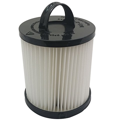 (MaYiTe Filter for Eureka Vacuum DCF21, 67831, 68921, 68931A HEPA, Dust Cup Washable)