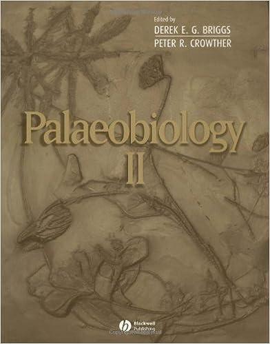 Palaeobiology II - D. Briggs [PDF]