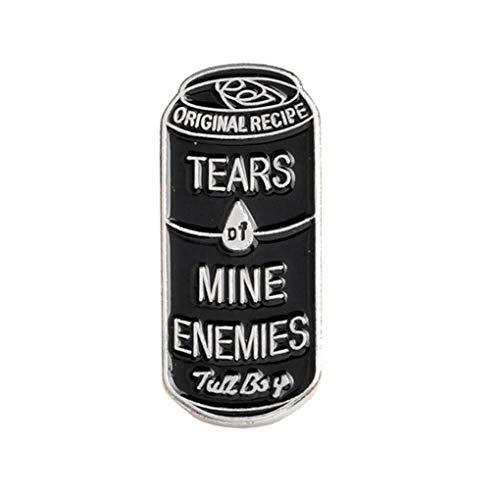 Amazon.com: Charmart Tears of Mine Enemies - Juego de 2 ...