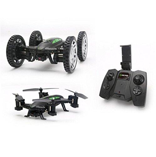 La Tierra y Aire four-axis RC Drone Quadcopter, mamum 2 conbine1 ...