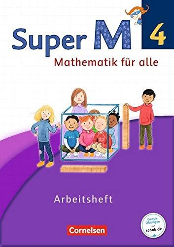 Ursula Manten Schuljahr Super M 3 Arbeitsheft Westliche Bundesländer