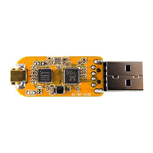 NooElec NESDR XTR+ Tiny Extended-Range TCXO-Based RTL-SDR & DVB-T USB Stick (RTL2832U + E4000) w/Antenna and Remote Control by NooElec (Image #3)