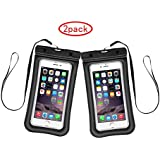 Universal Waterproof Bag, Mobile Phone Waterproof Bag, Floating Phone Waterproof Bag, Suitable for IPhone Xs Max / XR / X / 8