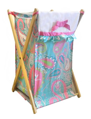 My Baby Sam Pixie Baby Hamper, Aqua]()