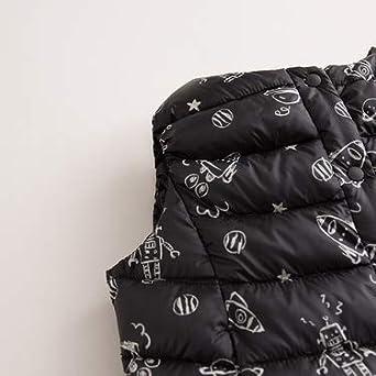 marc janie Girls Boys Lightweight Packable Down Puffer Vest TW15129