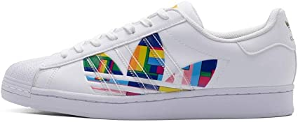 adidas Originals Superstar Pride Baskets EU 40 2/3 - UK 7