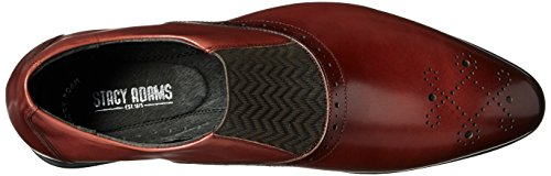 Stacy Adams Heren Valeriaan Medaillon Teen Slip-on Loafer Kaneel