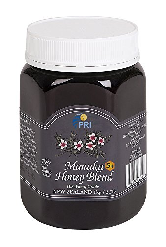 Multiflora Honey (Pacific Resources Manuka Blend Honey 5+, 500g)