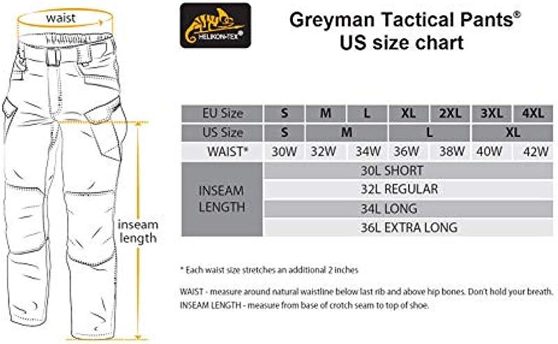 Helikon-Tex GREYMAN dżinsy taktyczne – denim: Odzież