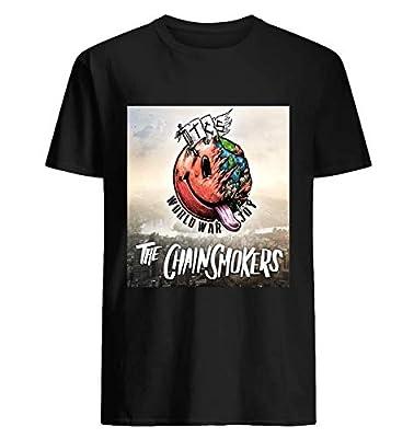 world war joy chainsmoker tour 2019 indosiar T shirt Hoodie for Men Women Unisex
