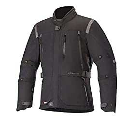 Alpinestars DISTANCE DRYSTAR JACKET: BLACK: M