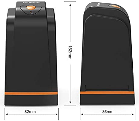 Escáner Negativo/Positivo de película con 3600DPI de Alta ...