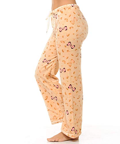 - ClothingAve. Women's Plush Cozy Fabric Pajama Soft Collection