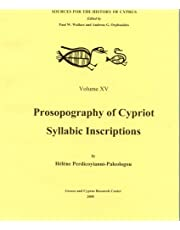 Prosopography of Cypriot: Syllabic Inscriptions