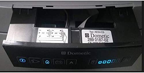 289018702/for Dometic Refrigerator Control Panel with Sensor Part Number