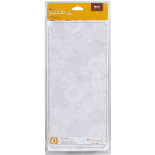 Cricut Cuttlebug Adapter C Mat, 5.87 by 13-Inch