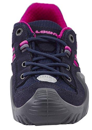 GTX Chaussures Mixte Randonnée II rose marine de Simon Bleu Enfant Lo Lowa q41BpwEI