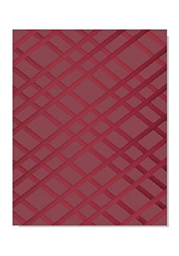 "Frame-For-All Bulletin-Memo Board: Burgundy (Large (20"" x 30""))"