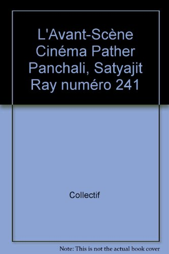 essays on pather panchali Signing up for a subscription to filmstruck led me to gold, recently i discovered pather panchali, a film centered around a struggling family.
