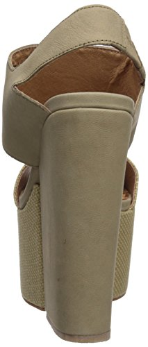 Women's Light Platform Brown Amazee Sandal Wedge Matiko XPgdTqX