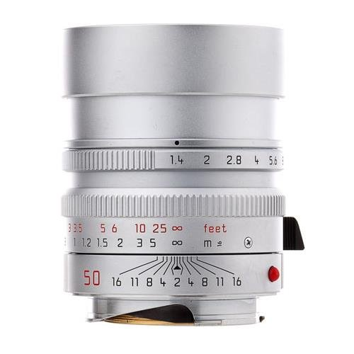 Leica 50Mm F 1 4 Summilux M Aspherical Manual Focus Lens  11892