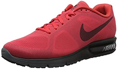 amazon com nike men air max sequent running shoe road running