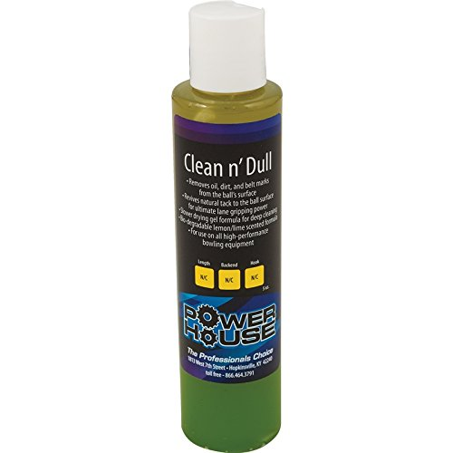 Ebonite Clean N Dull Ball Cleaner, 5 Oz. by Ebonite