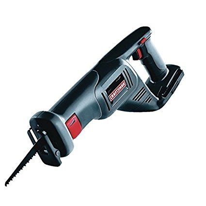 Craftsman C3 19.2-Volt Reciprocating Saw with incorporated LED (Battery and Charger are NOT included) Review