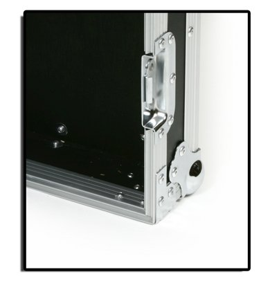 OSP Cases | ATA Road Case | 4-Space Effects Rack | 14'' Deep | RC4U-14