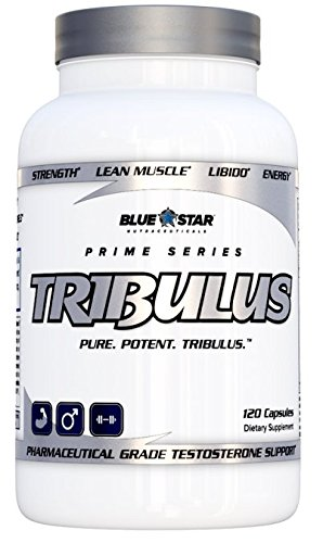 Blue Star Nutraceuticals - Trib XD Pharmaceutical Grade Testosterone Support - 120 Capsules