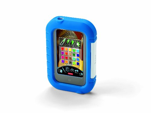 Fisher-Price Kid-Tough Apptivity Case, Blue by Fisher-Price