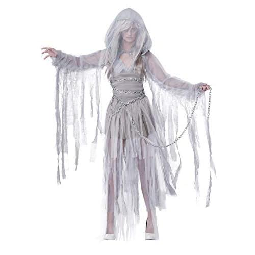 California Costumes Women's Haunting Beauty Ghost Spirit Costume