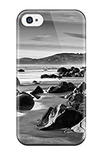 Hot New Rock Case Cover For Iphone 4/4s With Perfect Design by icecream design