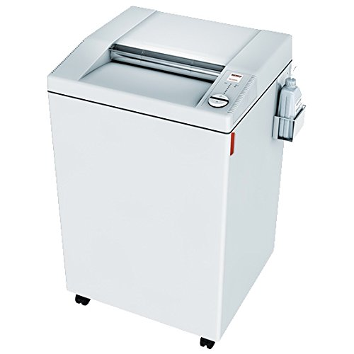 Oilers Rock (MBM DESTROYIT 4005 STRIP CUT SHREDDER WITH AN AUTOMATIC OILER AND ECC (ELECTRONIC CAPACITY CONTROL) (P-2 SECURITY))