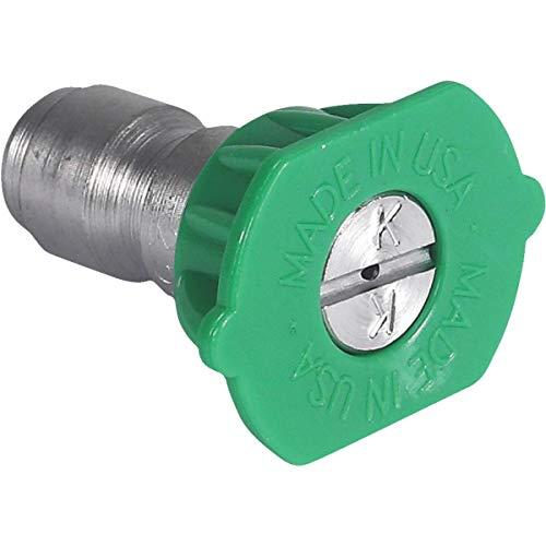 Mi-T-M Quick Connect Pressure Washer Nozzle 5 ' 3.0 Orifice 25 Deg Jp2700, Wp2400