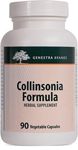 Genestra Brands – Collinsonia Formula – Herbal Formula to Promote Intestinal Function* – 90 Vegetable Capsules Review
