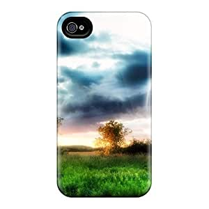 Flexible Tpu Back Case Cover For Iphone 4/4s - Forever Tomorrow