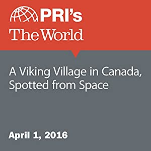 A Viking Village in Canada, Spotted from Space