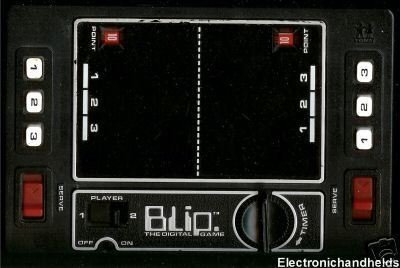 Blip The Electronic Digital Game 1977 Tomy