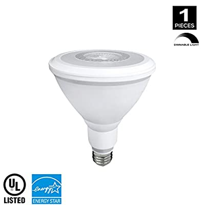 Xtricity PAR38 LED Dimmable Flood Light Bulb, 15W (120W Equivalent) 120 Volt, 3000K Soft White, Outdoor Indoor, E26 Medium Base, Energy Star, UL Listed and RoHS Certified (Pack of 1)