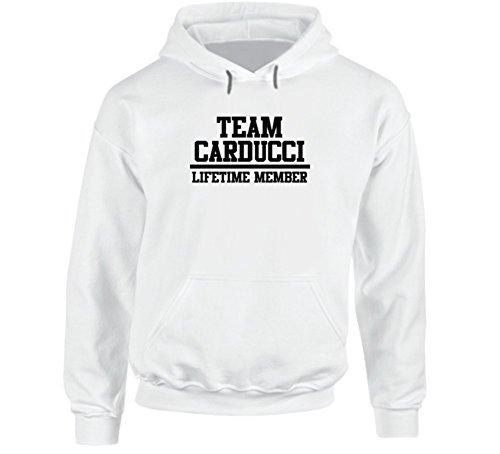 Team Carducci Lifetime Member Family Parody Name Hoodie 2XL (Carducci Sweater)