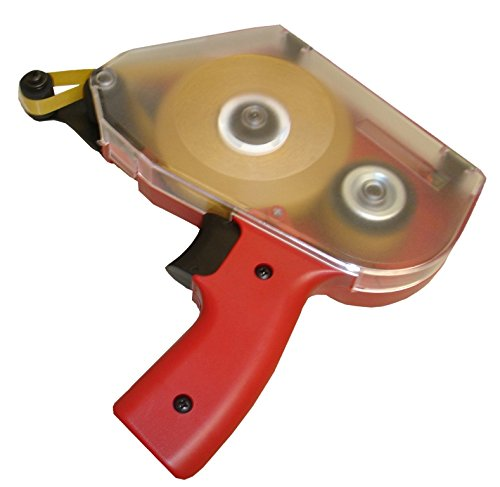 T.R.U ATG-50 ATG Tape Dispenser Gun for Tape: 1/4 in, 3/8 in, 1/2 in, and 3/4 in. wide on 1 in. Plastic Core