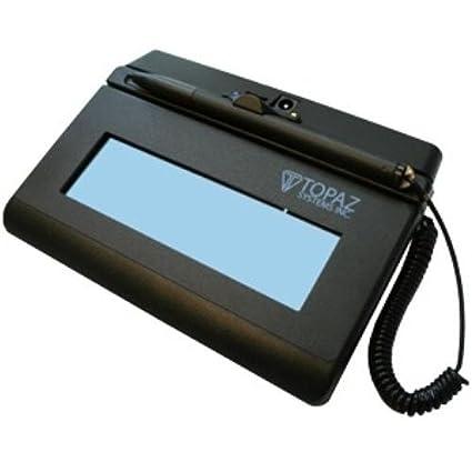 TOPAZ SIGNATURE PAD DRIVER FOR WINDOWS MAC
