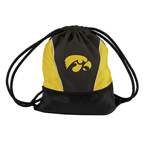 Logo Brands NCAA Iowa Hawkeyes Sprint Pack, Small, Team Color