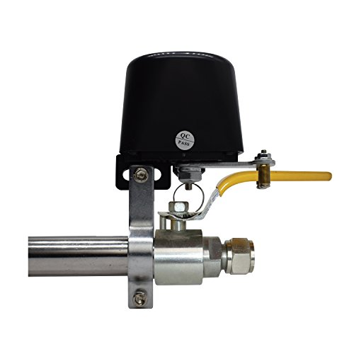 Universal Valve Lockout with Blocking Arm for Gas Detector by CoolPai