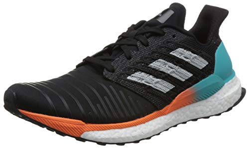 Adidas Men Solar Boost M, CORE Black/Grey/HI-RES Aqua CORE BLACK/GREY/HI-RES AQUA