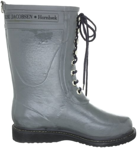 Boot 15 Rub Women's Grey Rain ILSE JACOBSEN ExXAqw5Zt