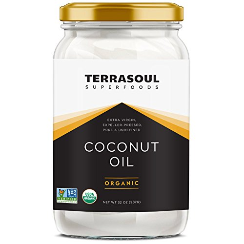 Terrasoul Superfoods Virgin Organic Coconut product image