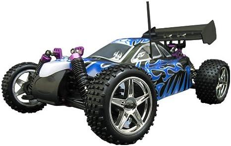 Carrocería Buggy 1:10 RC BK7 para coches eléctricos + spoiler + ...