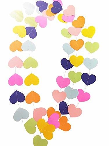 Hearts String Decoration - 9